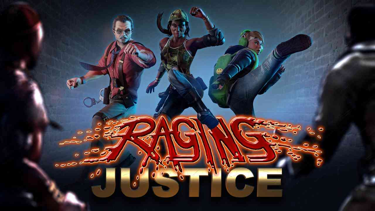 Raging Justice Thumbnail