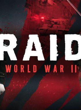 Raid: World War 2 Key Art