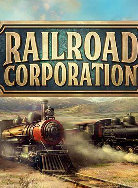 Railroad Corporation Key Art