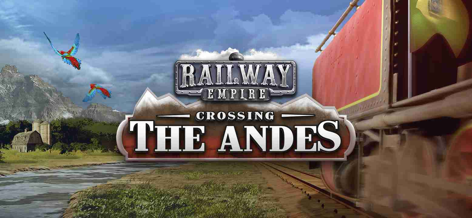 Railway Empire: Crossing the Andes Background Image