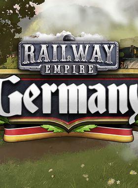 Railway Empire - Germany Key Art