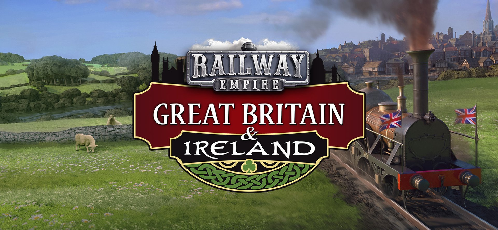 Railway Empire: Great Britain & Ireland