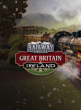 Railway Empire: Great Britain & Ireland Key Art