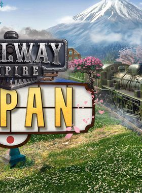 Railway Empire - Japan Key Art