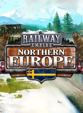 Railway Empire - Northern Europe Key Art