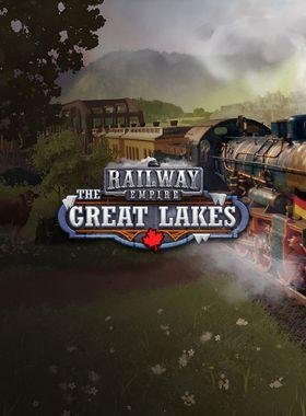 Railway Empire: The Great Lakes Key Art