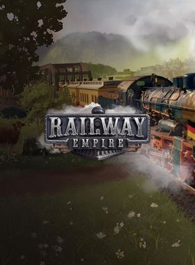 Railway Empire Key Art
