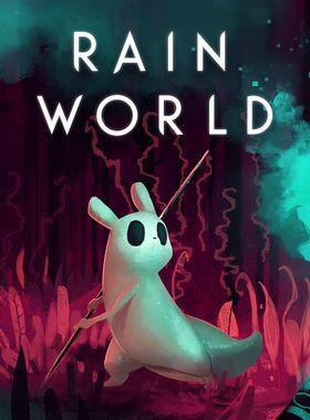 Rain World Key Art