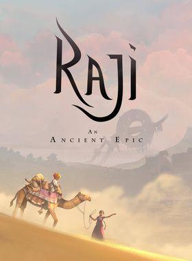 Raji: An Ancient Epic Key Art