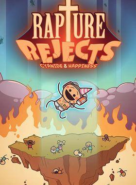 Rapture Rejects Key Art