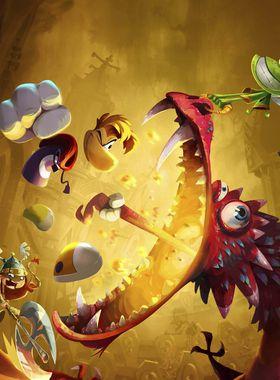 Rayman Legends Key Art
