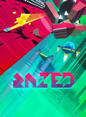 Razed Key Art