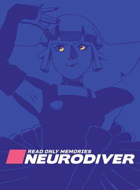 Read Only Memories: Neurodiver Key Art