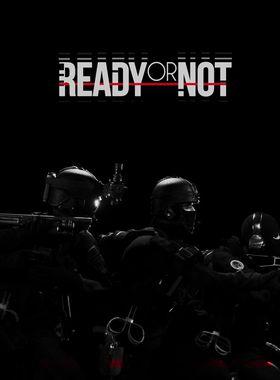Ready or Not Key Art