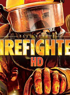 Real Heroes: Firefighter HD Key Art