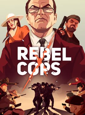 Rebel Cops Key Art