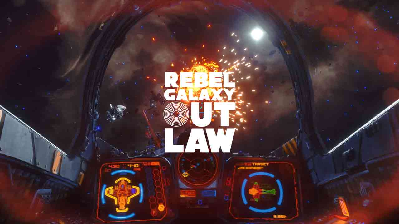 Rebel Galaxy Outlaw Key Art