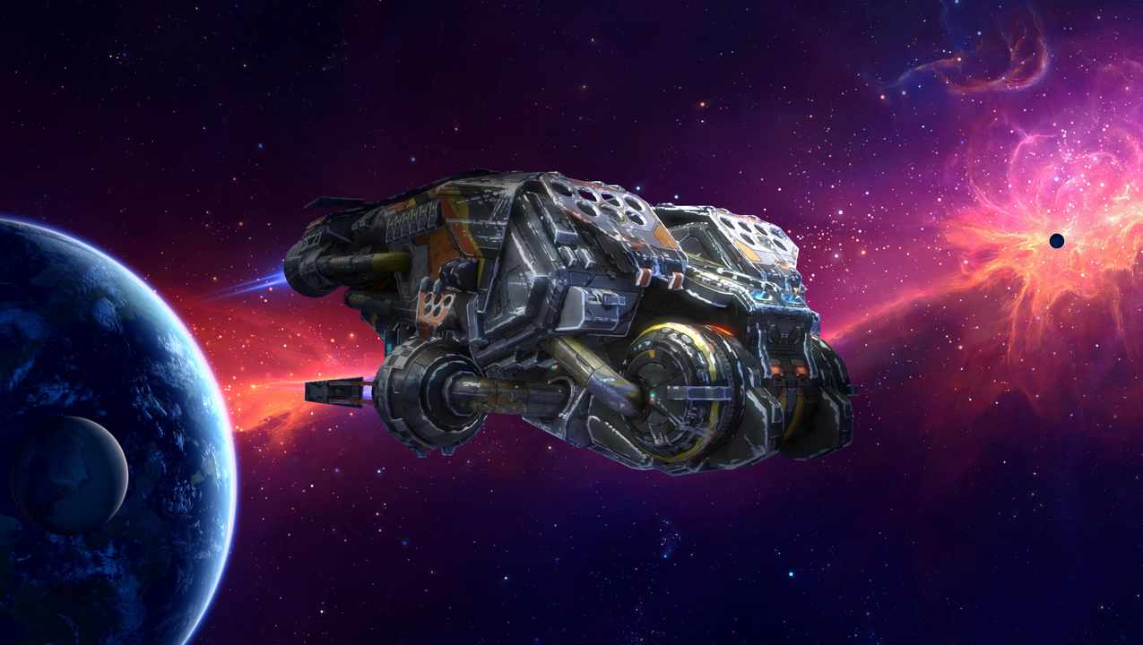 Rebel Galaxy Thumbnail