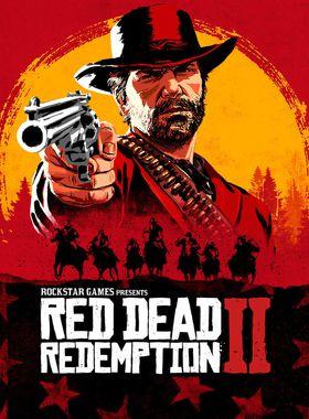 Red Dead Redemption 2 Key Art