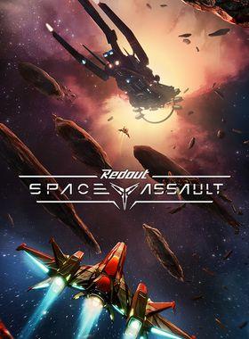 Redout: Space Assault Key Art