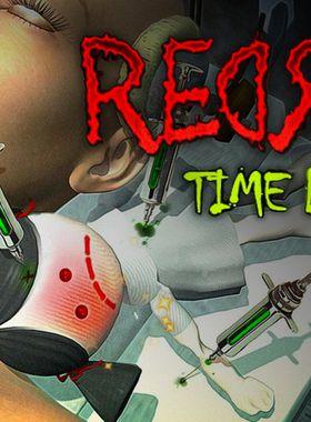 Redrum: Time Lies Key Art