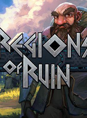 Regions of Ruin Key Art