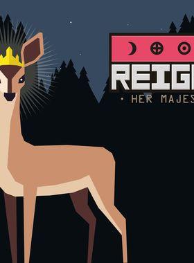 Reigns: Her Majesty Key Art