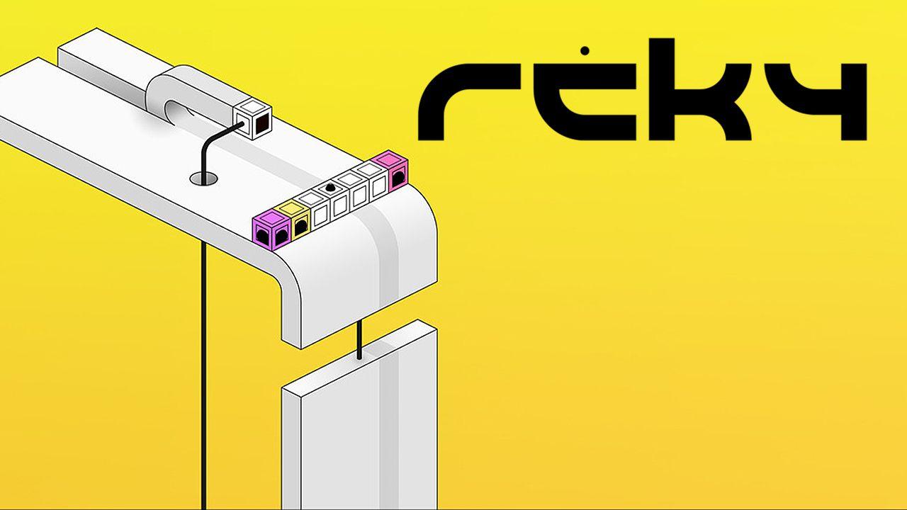 reky Key Art