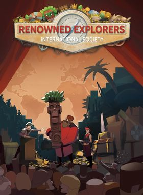 Renowned Explorers: International Society Key Art