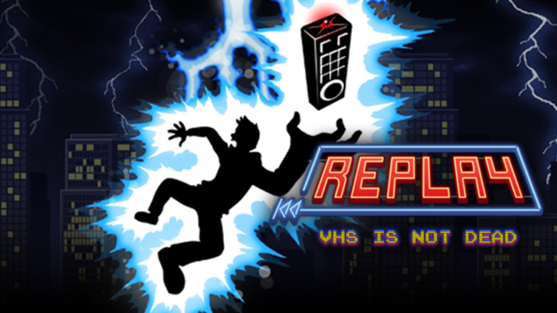 REPLAY : VHS is not dead