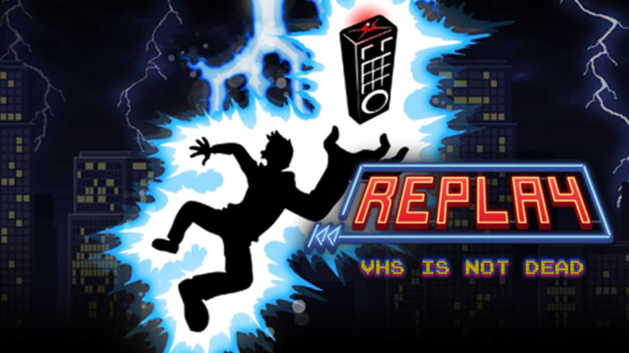 REPLAY : VHS is not dead Thumbnail
