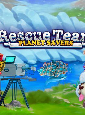 Rescue Team Planet Savers Key Art