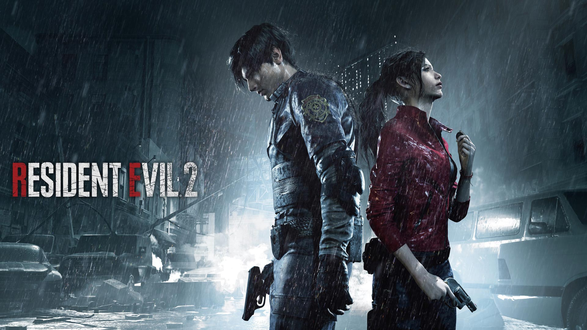 Resident Evil 2 / Biohazard RE:2 Video