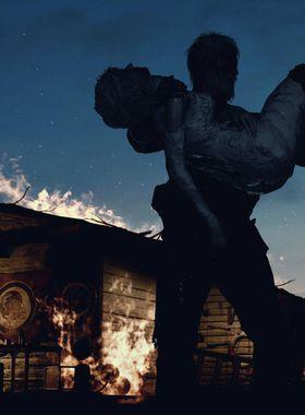 Resident Evil 7: Biohazard Key Art
