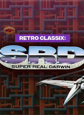 Retro Classix: SRD - Super Real Darwin Key Art