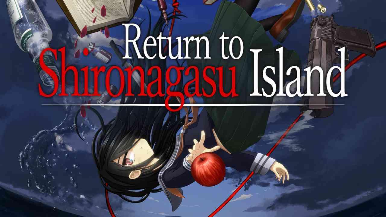Return to Shironagasu Island