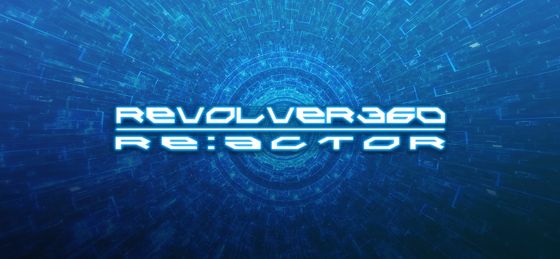 Revolver 360 Re:Actor Video