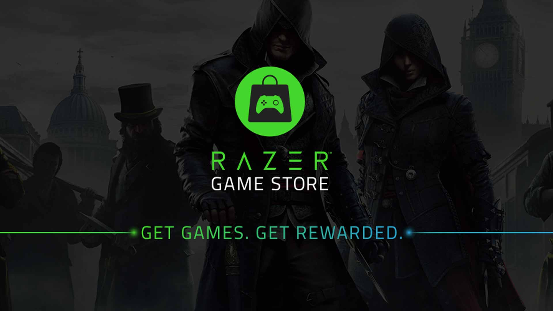 Razer launches Digital Game Store
