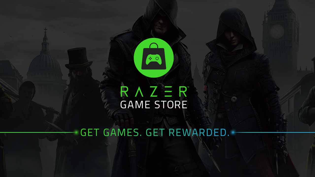 Razer launches Digital Game Store Thumbnail