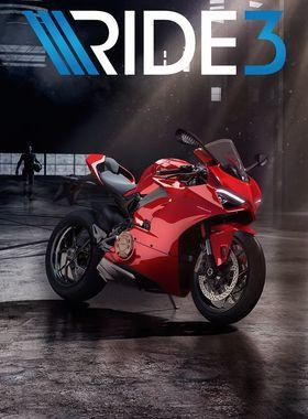 Ride 3 Key Art