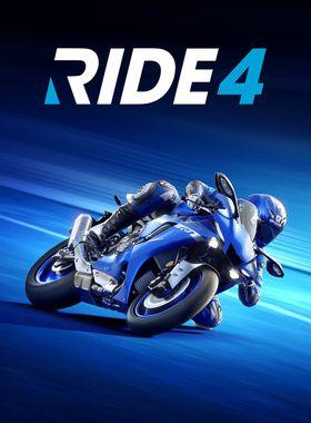 Ride 4 Key Art