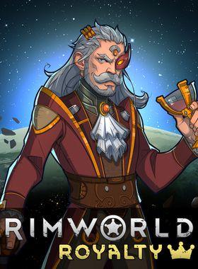 RimWorld - Royalty Key Art