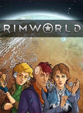 RimWorld Key Art