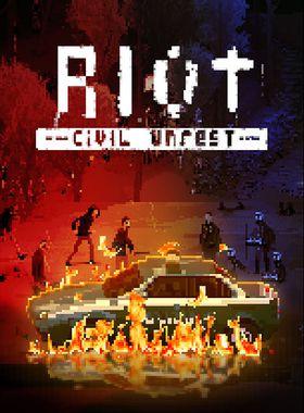RIOT: Civil Unrest Key Art