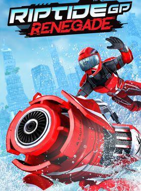 Riptide GP: Renegade Key Art