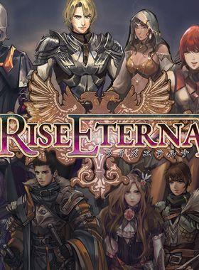 Rise Eterna Key Art