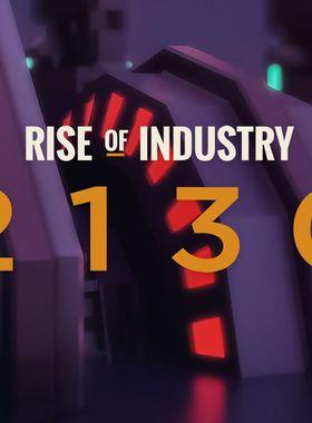 Rise of Industry: 2130 Key Art