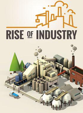 Rise of Industry Key Art
