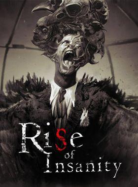 Rise of Insanity Key Art