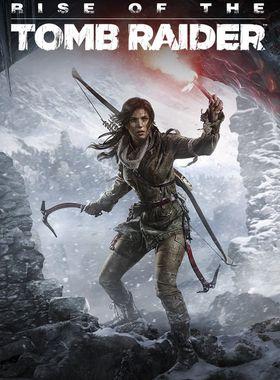 Rise of the Tomb Raider Key Art